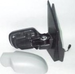 Ford Fiesta [02-05] Complete Electric Adjust wing Mirror Unit - Primed